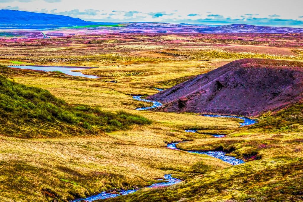冰岛风采,大地血脉_图1-22