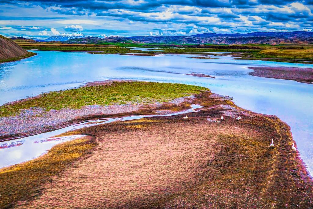 冰岛风采,大地血脉_图1-24