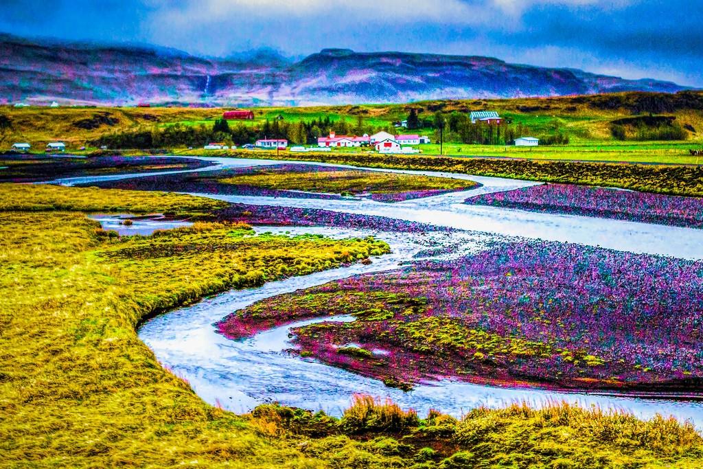 冰岛风采,大地血脉_图1-4