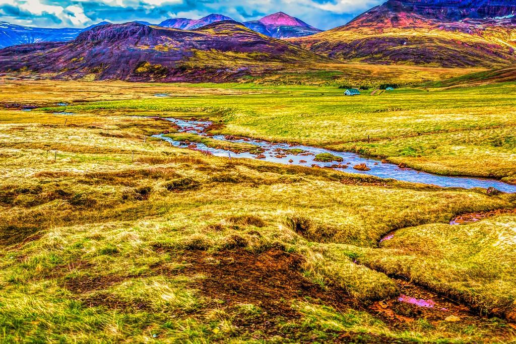 冰岛风采,大地血脉_图1-3