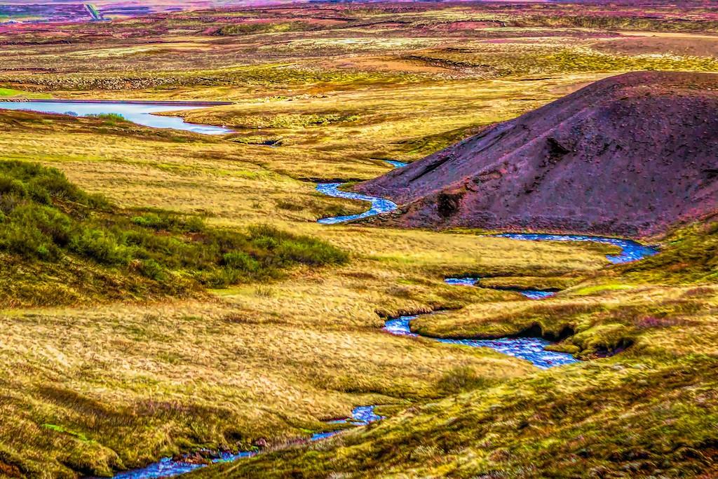 冰岛风采,大地血脉_图1-7