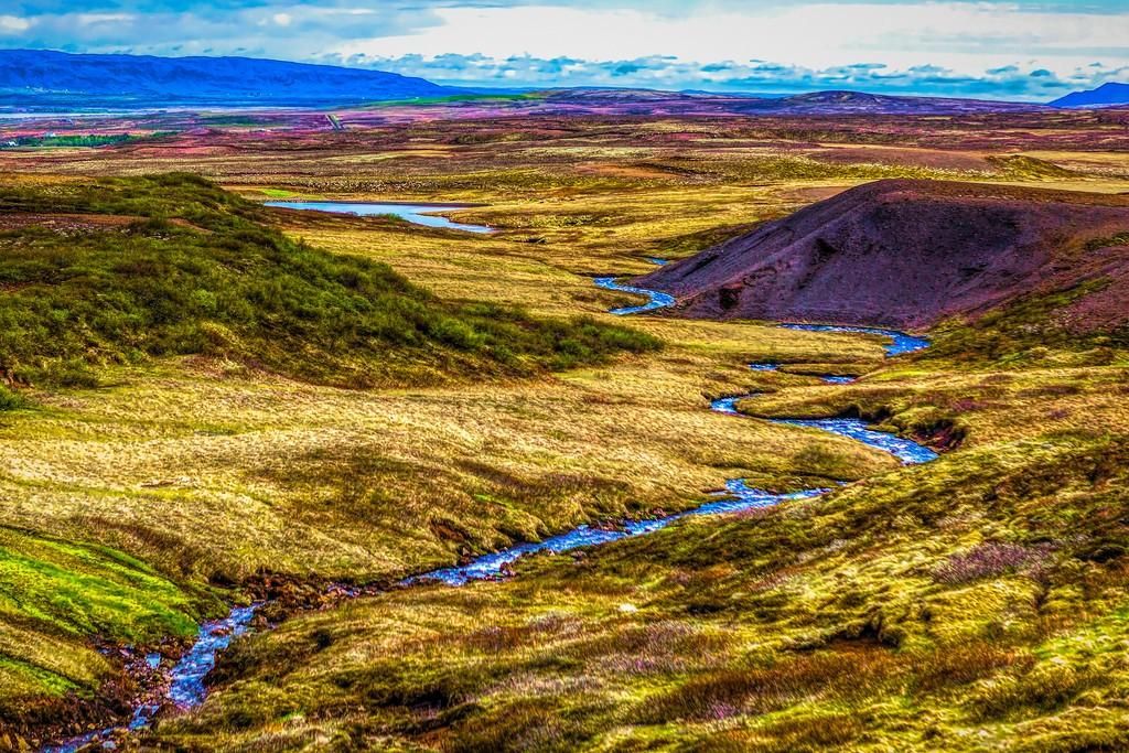 冰岛风采,大地血脉_图1-12