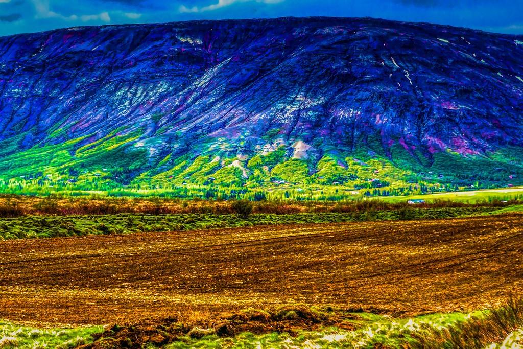 冰岛风采,大地血脉_图1-8