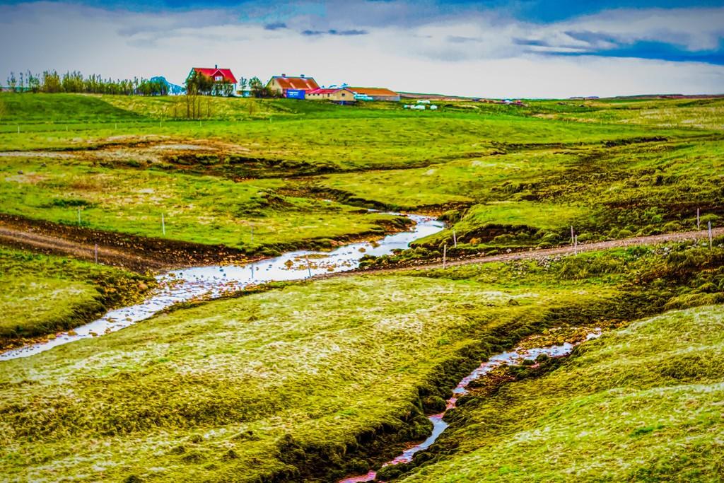 冰岛风采,大地血脉_图1-2
