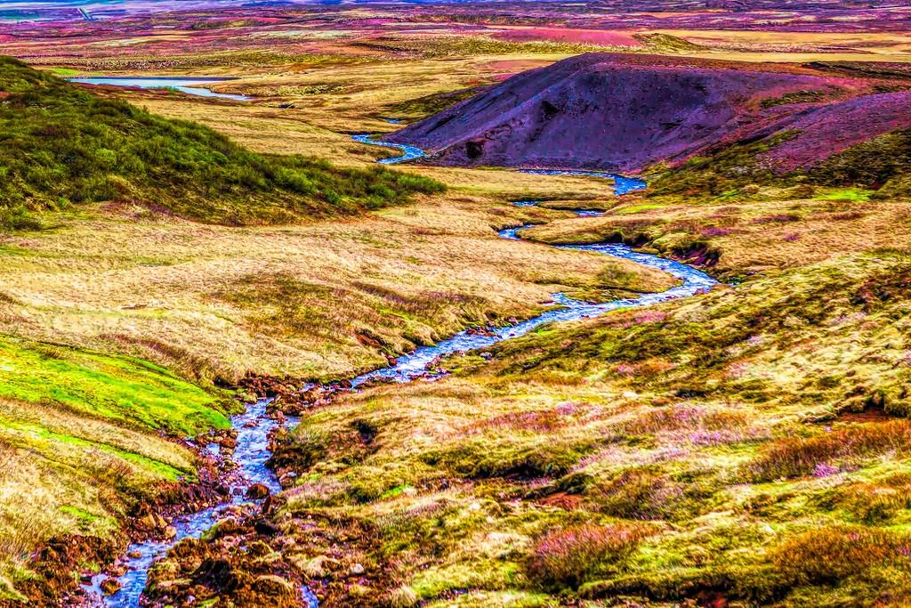 冰岛风采,大地血脉_图1-6