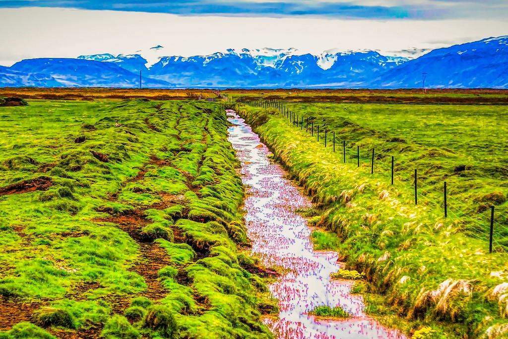 冰岛风采,大地血脉_图1-16