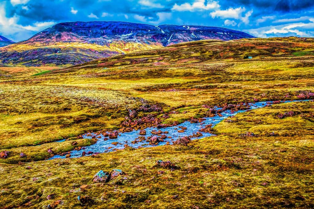 冰岛风采,大地血脉_图1-14