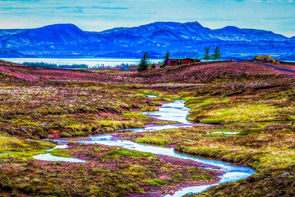 冰岛风采,大地血脉_图1-13