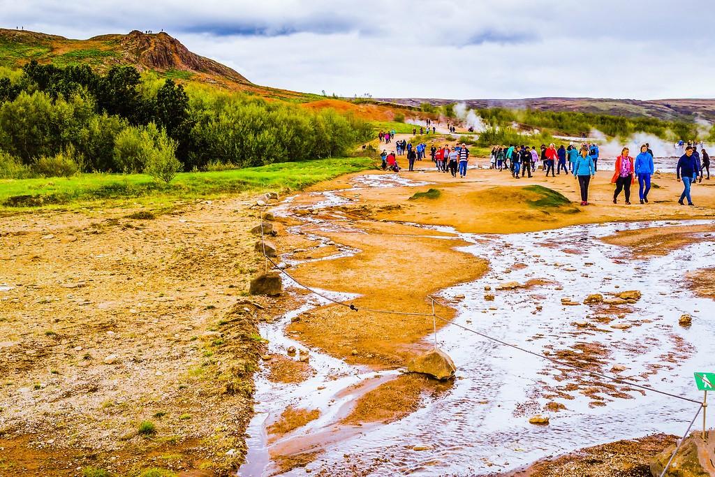 冰岛盖西尔(Geysir),热喷泉奇观_图1-39