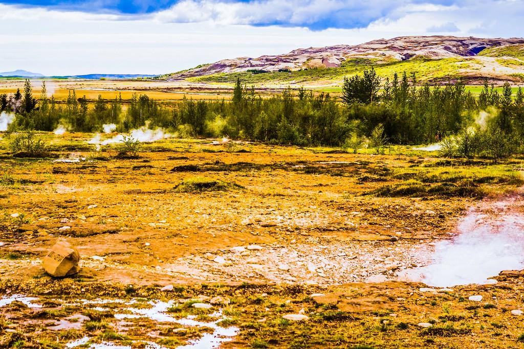 冰岛盖西尔(Geysir),热喷泉奇观_图1-38