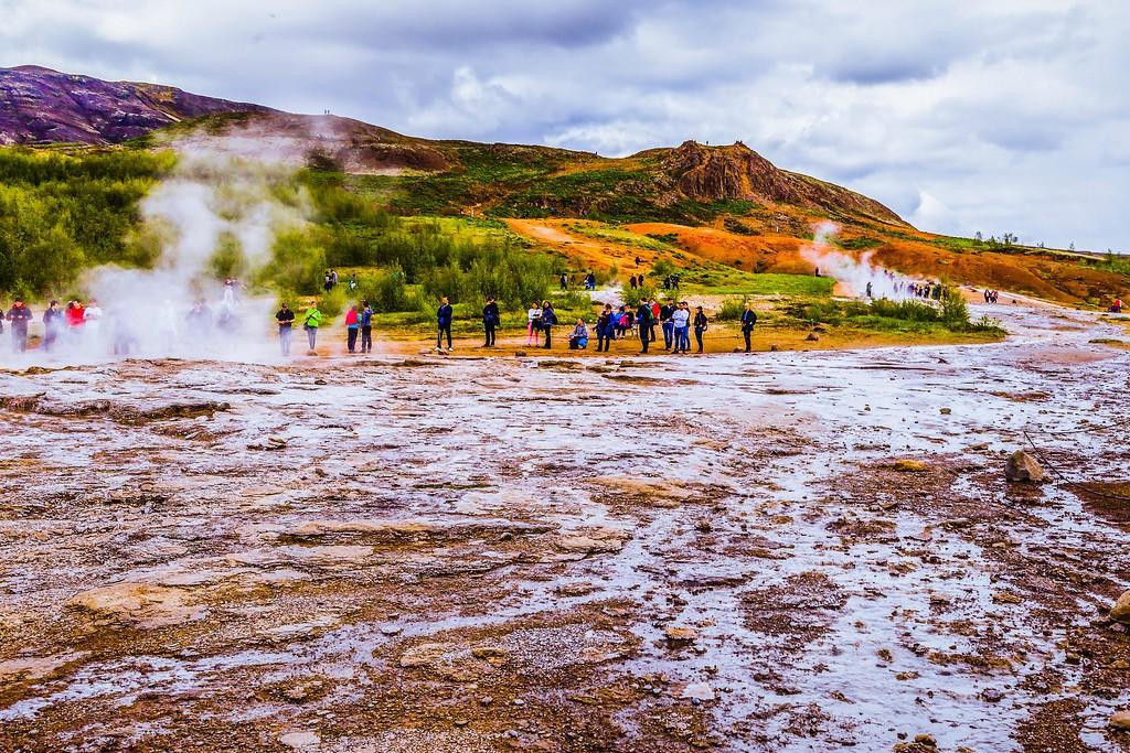 冰岛盖西尔(Geysir),热喷泉奇观_图1-37