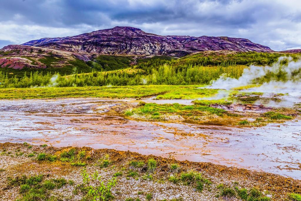 冰岛盖西尔(Geysir),热喷泉奇观_图1-40