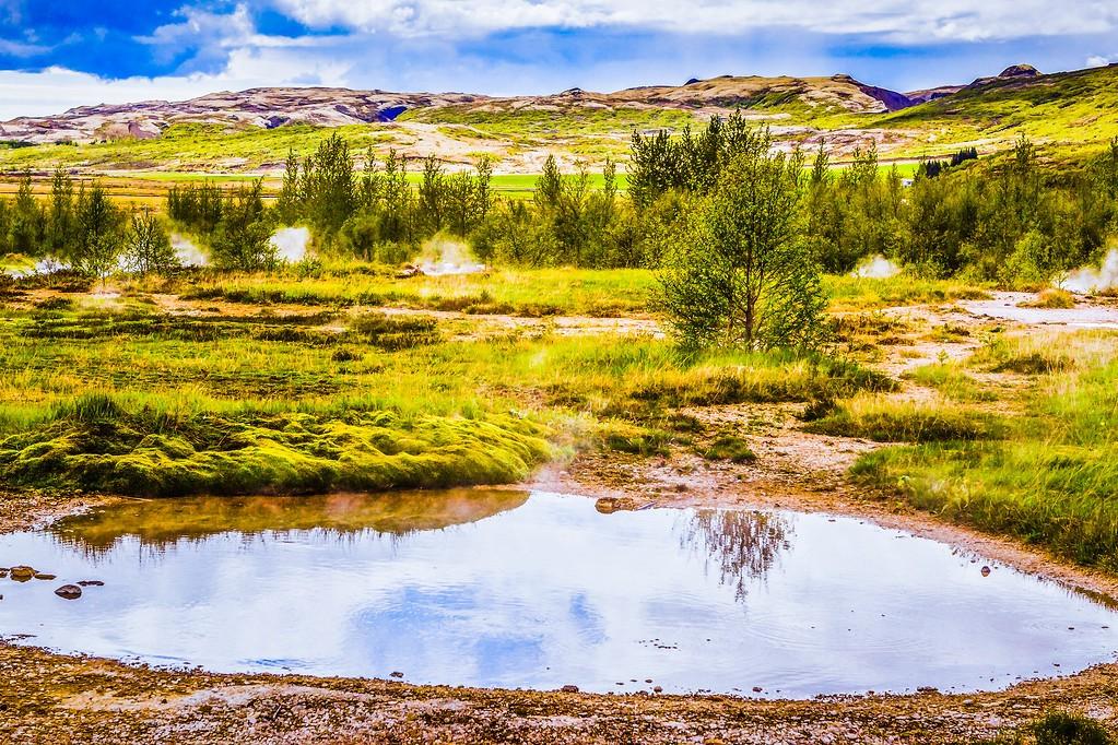 冰岛盖西尔(Geysir),热喷泉奇观_图1-32