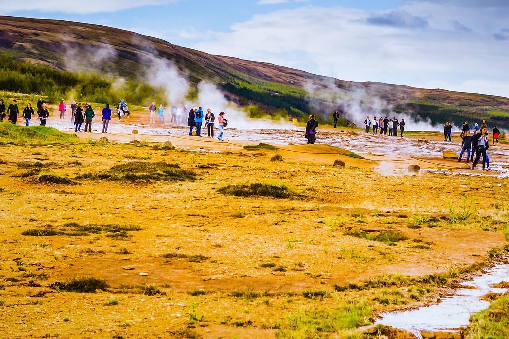 冰岛盖西尔(Geysir),热喷泉奇观_图1-36
