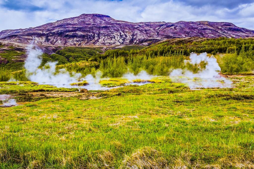 冰岛盖西尔(Geysir),热喷泉奇观_图1-30