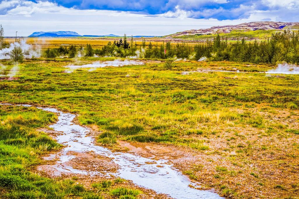 冰岛盖西尔(Geysir),热喷泉奇观_图1-26
