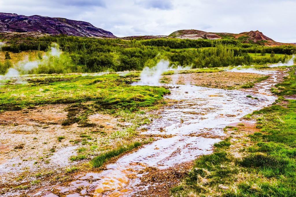 冰岛盖西尔(Geysir),热喷泉奇观_图1-29