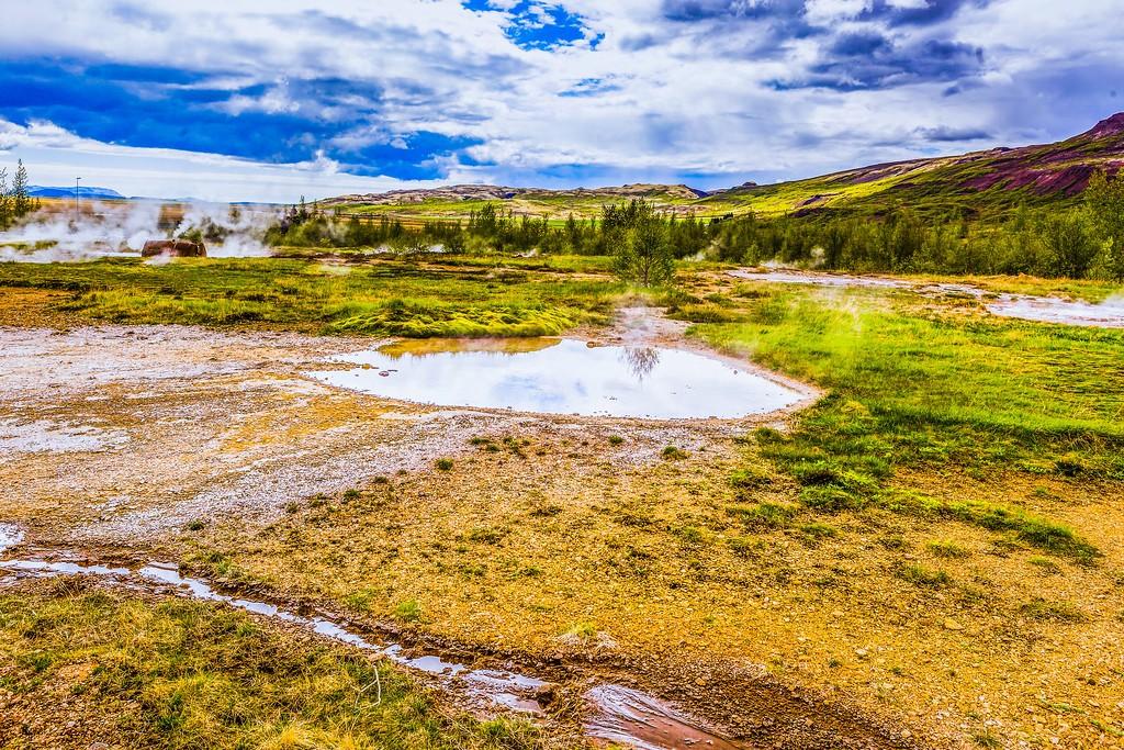 冰岛盖西尔(Geysir),热喷泉奇观_图1-28