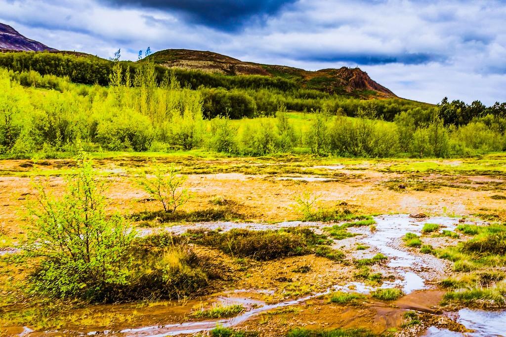 冰岛盖西尔(Geysir),热喷泉奇观_图1-18