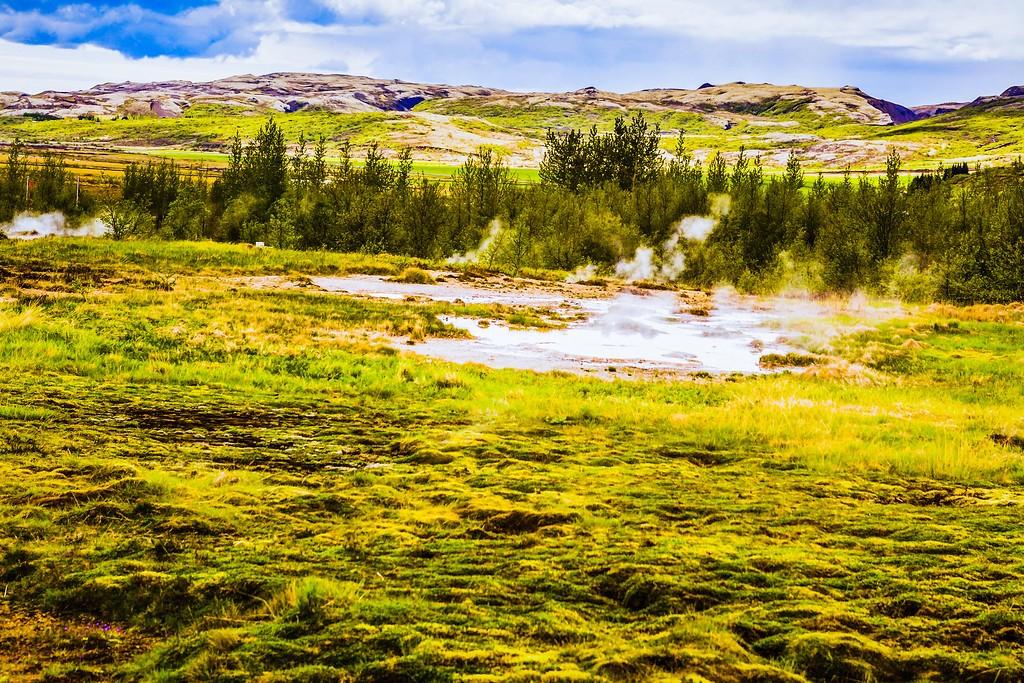 冰岛盖西尔(Geysir),热喷泉奇观_图1-20