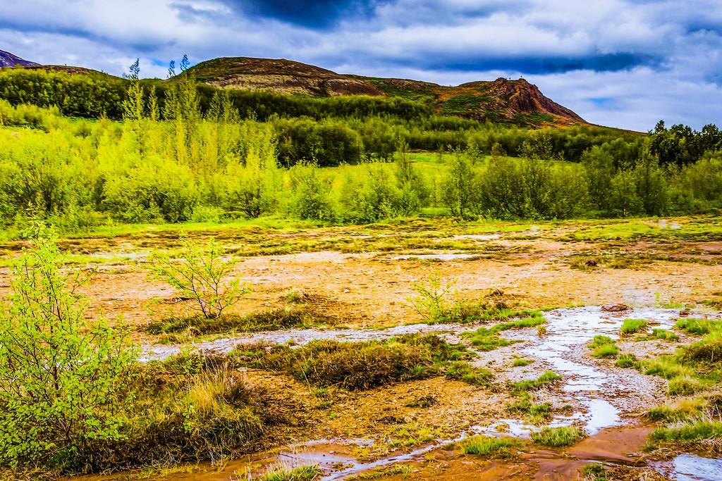 冰岛盖西尔(Geysir),热喷泉奇观_图1-13