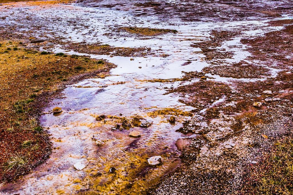 冰岛盖西尔(Geysir),热喷泉奇观_图1-9
