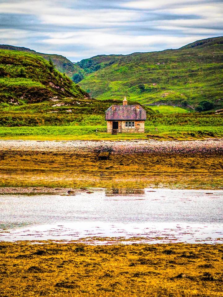 苏格兰美景,画面太美_图1-36