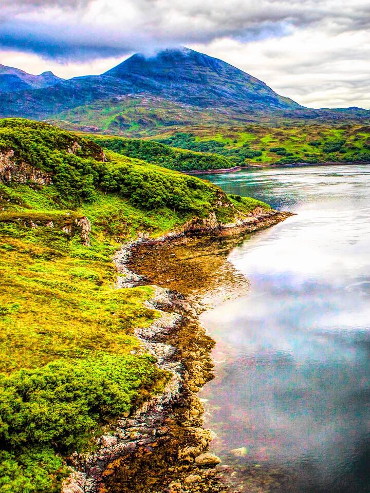 苏格兰美景,画面太美_图1-1