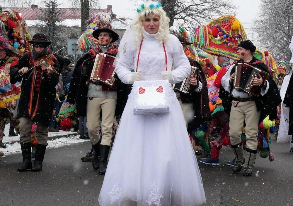 在波兰遇见的Wywieckie神庆游行_图1-11