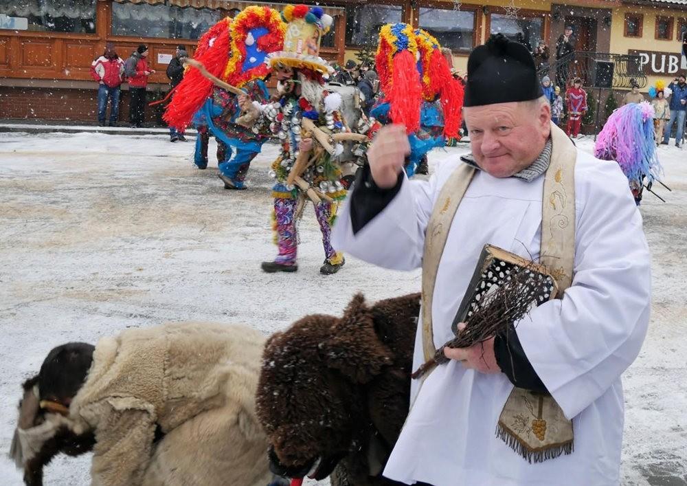 在波兰遇见的Wywieckie神庆游行_图1-18