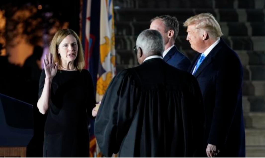 美国最高法院保守派开始占绝对优势_图1-1