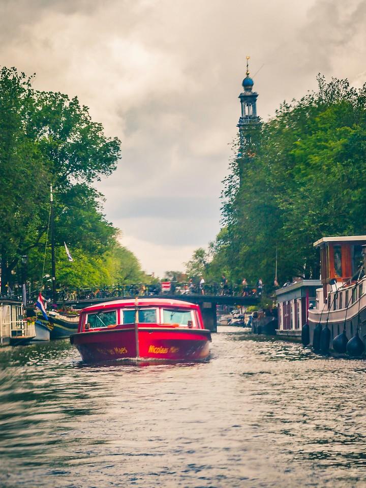 荷兰阿姆斯特丹,一段记忆_图1-26