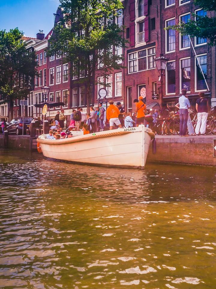 荷兰阿姆斯特丹,一段记忆_图1-27