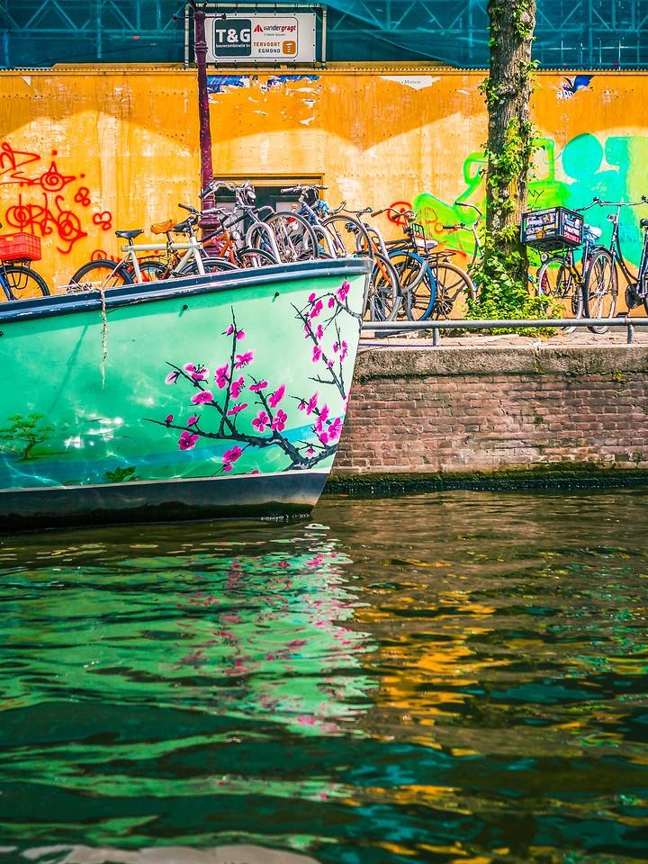 荷兰阿姆斯特丹,一段记忆_图1-22