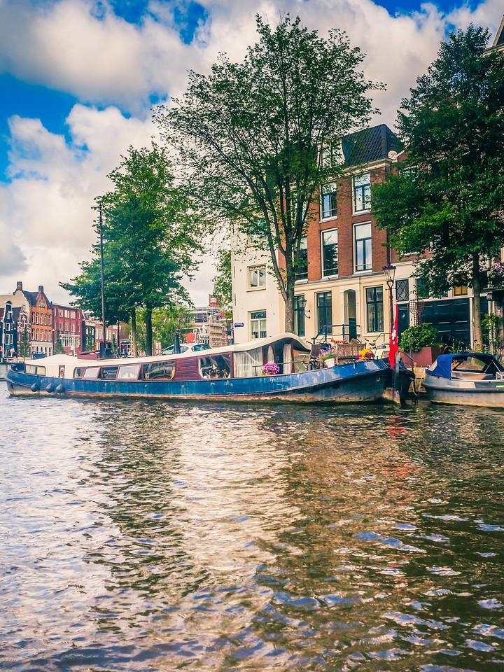 荷兰阿姆斯特丹,一段记忆_图1-25