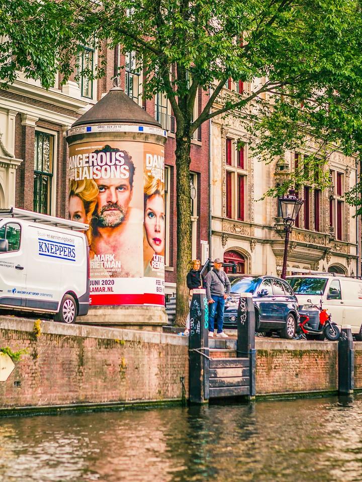 荷兰阿姆斯特丹,一段记忆_图1-28