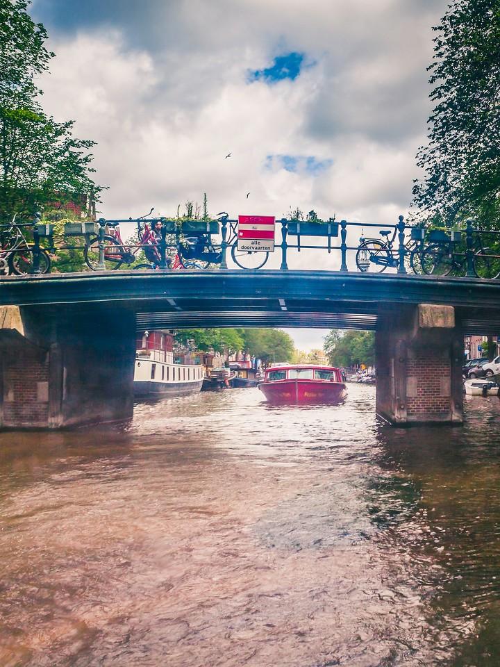 荷兰阿姆斯特丹,一段记忆_图1-20
