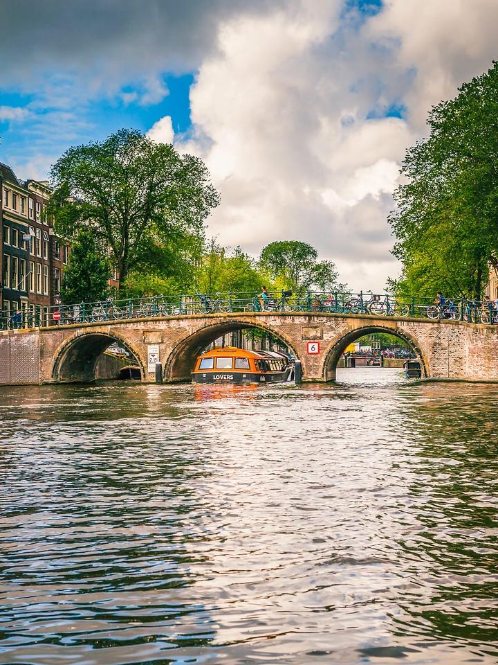 荷兰阿姆斯特丹,一段记忆_图1-19