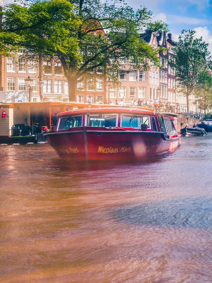 荷兰阿姆斯特丹,一段记忆_图1-18