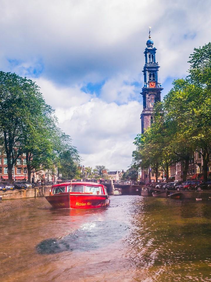 荷兰阿姆斯特丹,一段记忆_图1-13