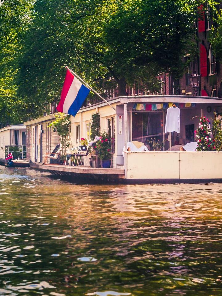 荷兰阿姆斯特丹,一段记忆_图1-16