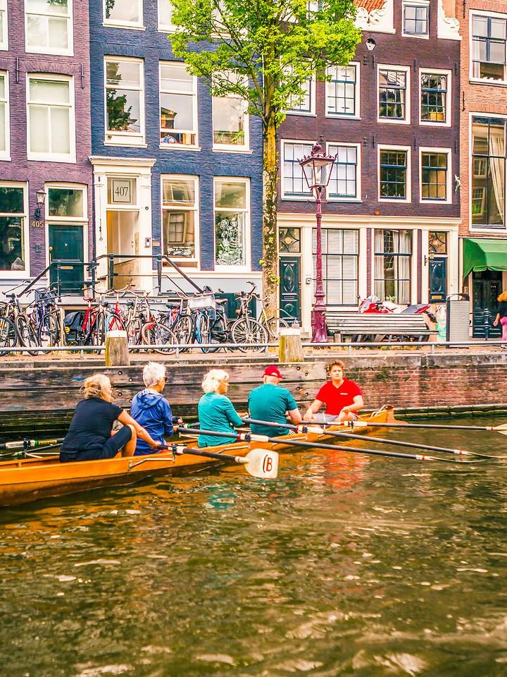 荷兰阿姆斯特丹,一段记忆_图1-7