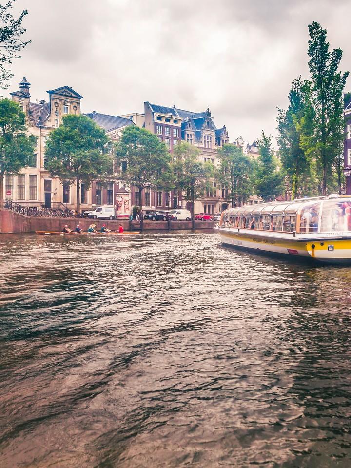 荷兰阿姆斯特丹,一段记忆_图1-9