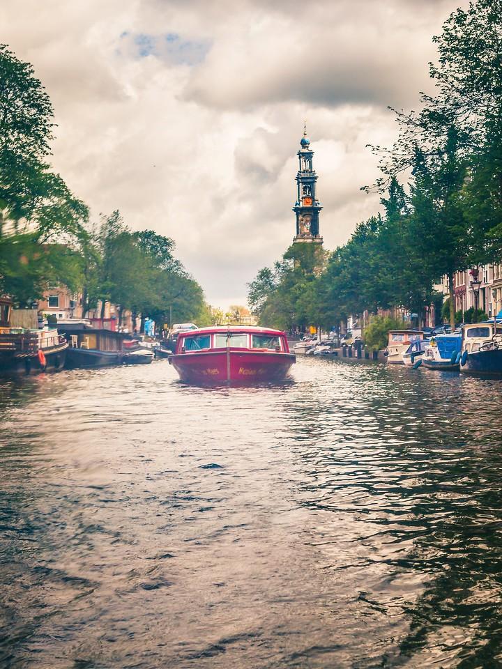 荷兰阿姆斯特丹,一段记忆_图1-5