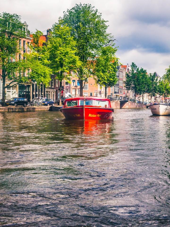 荷兰阿姆斯特丹,一段记忆_图1-12