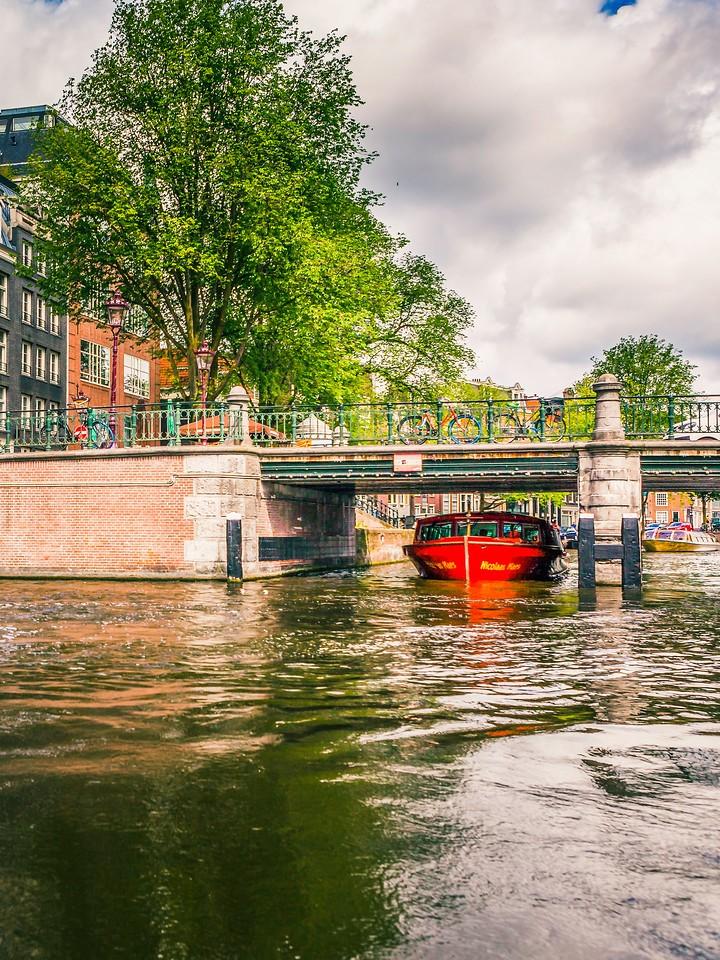 荷兰阿姆斯特丹,一段记忆_图1-6