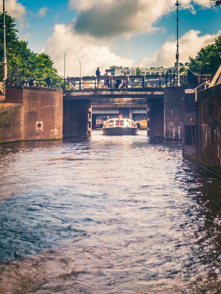 荷兰阿姆斯特丹,一段记忆_图1-11