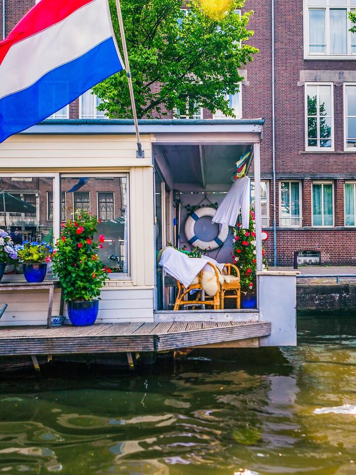 荷兰阿姆斯特丹,一段记忆_图1-10