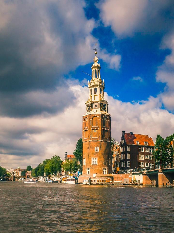 荷兰阿姆斯特丹,一段记忆_图1-1