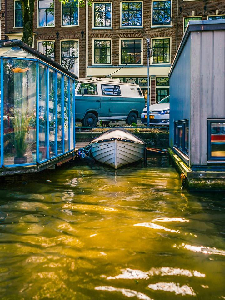 荷兰阿姆斯特丹,一段记忆_图1-2